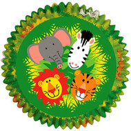 Jungle Pals Baking Cups 50 Ct. Wilton
