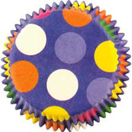 Dazzling Dots Cupcake Baking Cups 50ct Wilton