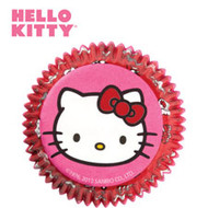 Hello Kitty Cupcake Baking Cups 50ct Wilton