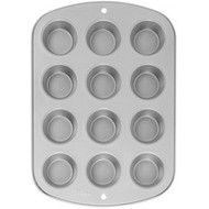 12 Cup Recipe Right Standard Muffin Pan Wilton