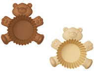 Bear Silicone Baking Cups Wilton