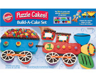 Transportation Build-A-Cake Set Wilton