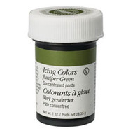 Juniper Green Icing Color 1oz. Jar Wilton