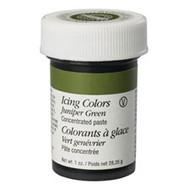 Juniper Green Icing Color 1oz. Jar Wilton