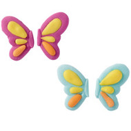 Butterfly Icing Decorations 10ct. Wilton