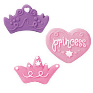 Princess Royal Icing Decorations Wilton