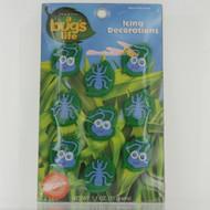 A Bugs Life icing decor