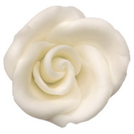 White Rose Medium Icing Decoration Wilton