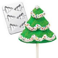 COOKIE PAN CHRISTMAS TREE 6 cavities Wilton