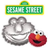 Elmo Face Cake Pan Wilton