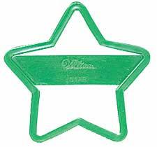 Star Perimeter Cookie Cutter Wilton