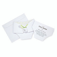 Neutral Diaper Invitation Kit, 12 Ct. Wilton