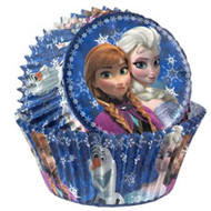 Baking Cups Frozen 50 CT Wilton