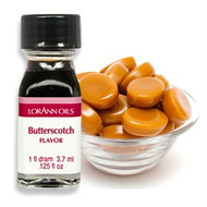 CANDY FLAVOR BUTTERSCOTCH 1 DR