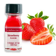 CANDY FLAVOR STRAWBERRY 1 DR