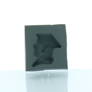 RUBBER CANDY MOLD GRADUATE SILHOUETTE