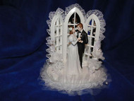 Cake top bridal waltz