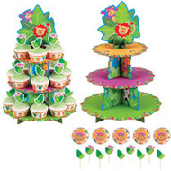 Cake Stand Jungle Pals
