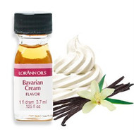 CANDY FLAVOR BAVARIAN CREAM (VANILLA) OIL 1 DR