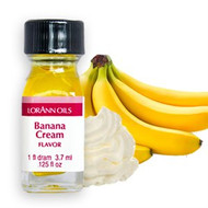 CANDY FLAVOR BANANA CREAM OIL