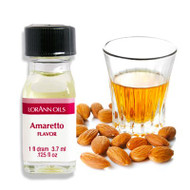 CANDY FLAVOR AMARETTO OIL 1 DR