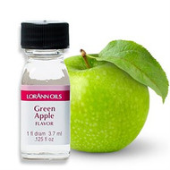 CANDY FLAVOR GREEN APPLE OIL1 DR