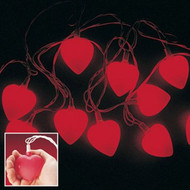 PARTY LIGHTS STRING HEARTS
