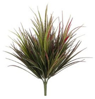 "VANILLA GRASS 15"" GR/BU"