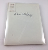 MEMORY BOOK  OUR WEDDING