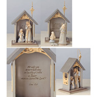 FND4032062 NATIVITY SET/3