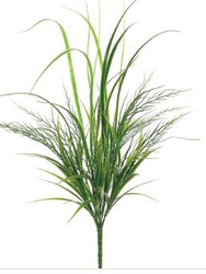 "WEEDY GRASS BUSH 28"" GR"