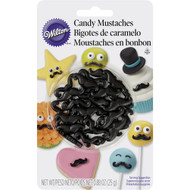 CANDY MUSTACHES
