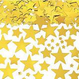 CONFETTI STARS GOLD 2.5oz