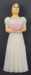 FLOWER GIRL WHITE DRESS
