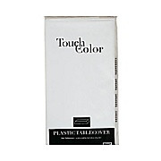 TABLECOVER PLASTIC CLEAR 54 x 108""