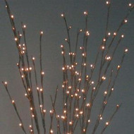 LIGHTED STEMS WILLOW BRANCH 96 LEDS