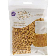SEQUINS GOLD EDIBLE