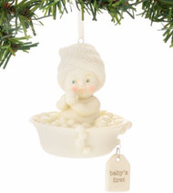 SNB40458798  BABYS FIRST CHRISTMAS ORN