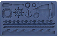FONDANT AND GUMPASTE MOLD NAUTICAL