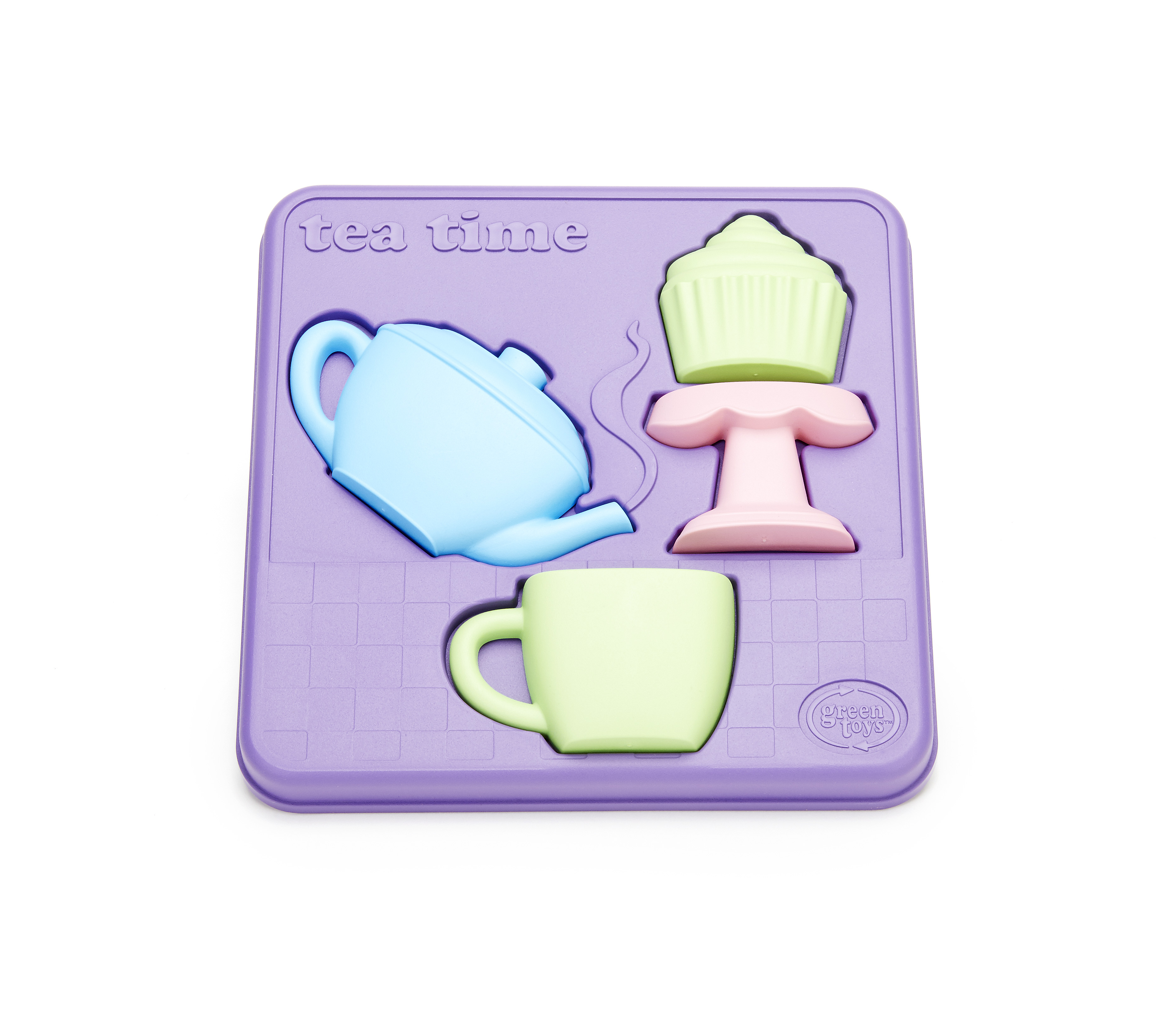 Tea Time Puzzle by Green Toys
