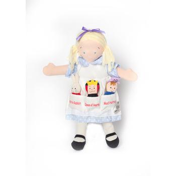 Alice in Wonderland Dolly Pockets
