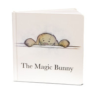The Magic Bunny Book by Jellycat board book