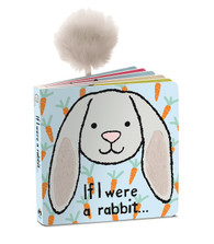 The If I Were a Rabbit Book by Jellycat