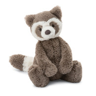 Jellycat Bashful Raccoon stuffed animal