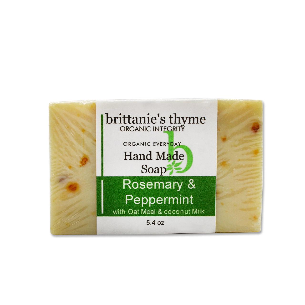 Rosemary Peppermint Bar Soap