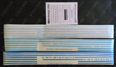 VH Vacationer - Complete Stripe Kit, - White, Blues