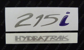 215i and Hydratrak Boot Decals - HSV VR