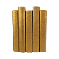 Painted Metallic Gold (priced per book)