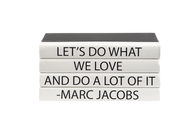 "Quotations Series:  Marc Jocobs ""Let's Do..."" 4 Vol."