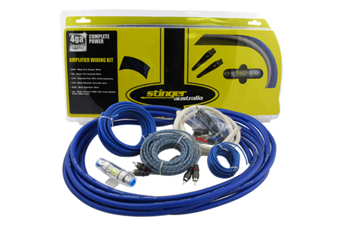 car audio car audio accessories stinger amp wiring kit www rh strathfieldcarradios com au Dodge Wiring Harness Engine Wiring Harness